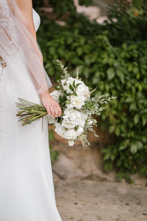 White Hydrangea Beautiful Bouquet