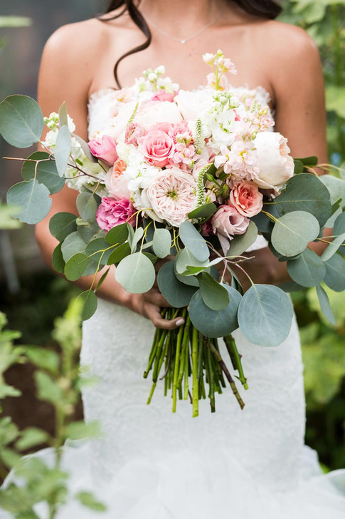 Juliet Rose Bouquet