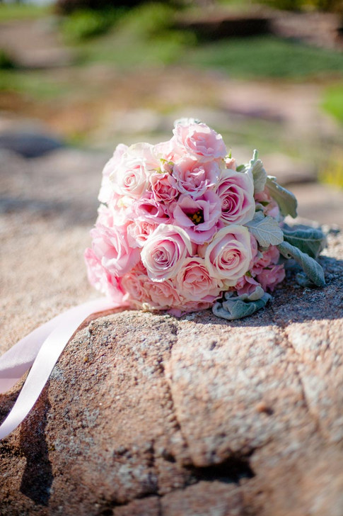 Pink Spray Rose Bouqut