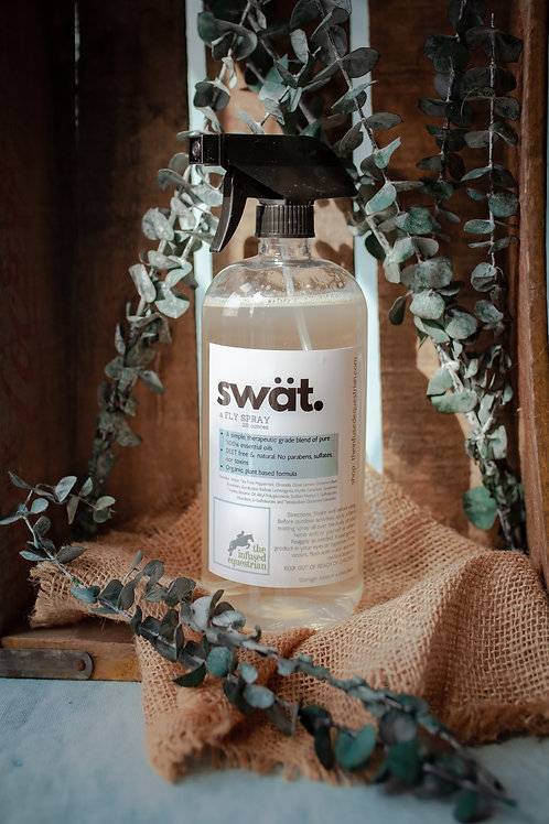 swat. A Fly Spray (28 oz)