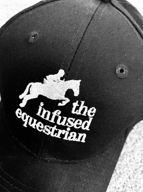 The Infused Equestrian Hat