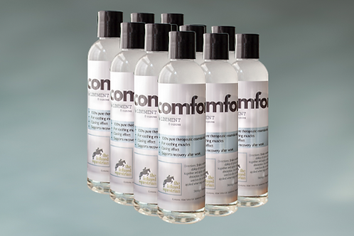 comfort. A Liniment (12 pack)