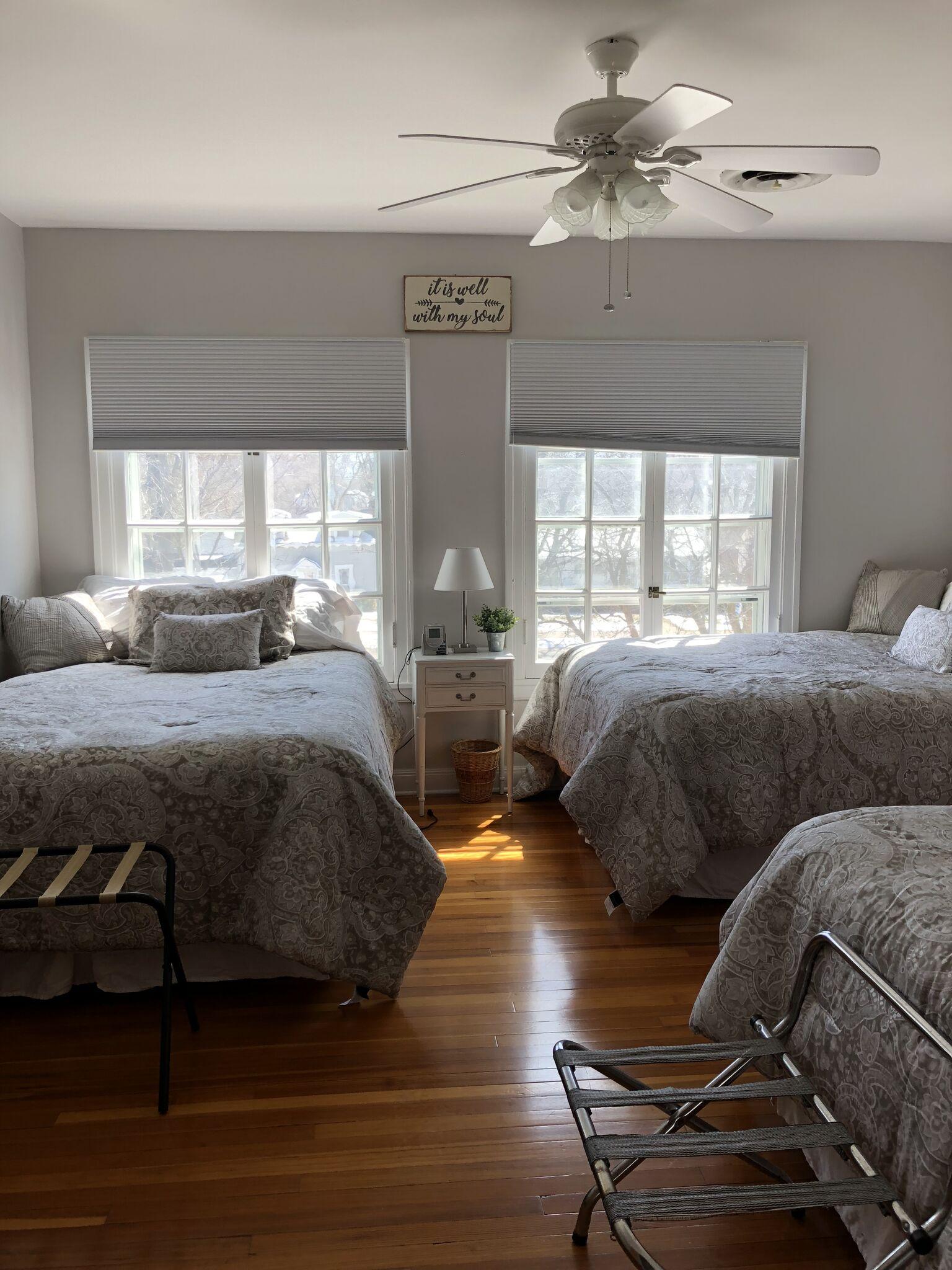 3-Bed Harmony Room