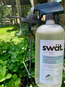 Swat garden and swing