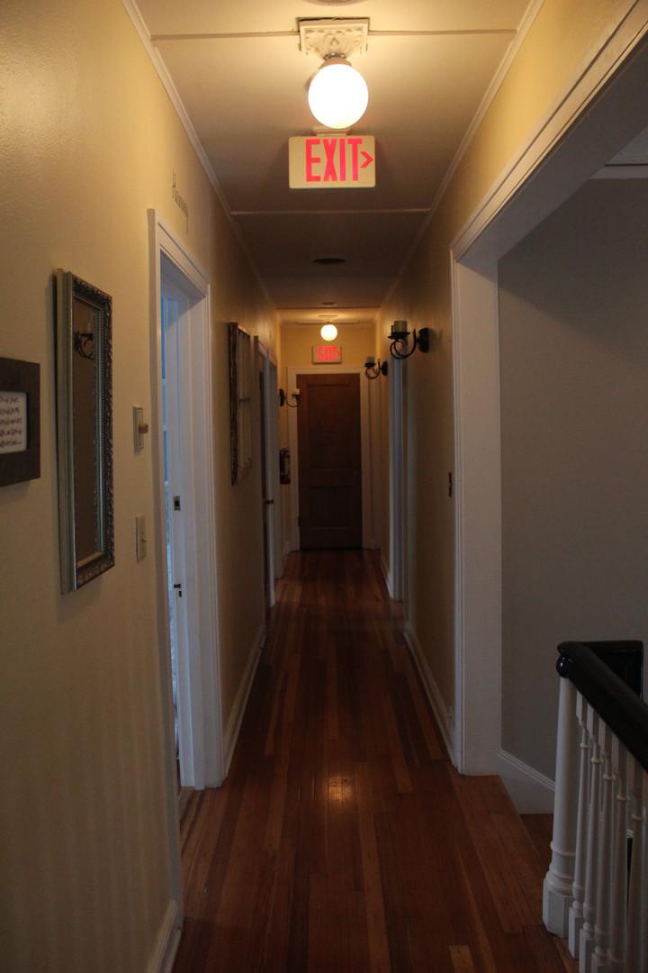 Manor Upper Hallway