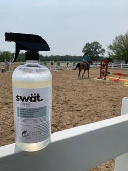 Swat at outdoor ring