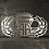 Thumbnail: AIRBORNE - Paratrooper - metal art - sign - Airborne Assault - 82nd - US ARMY