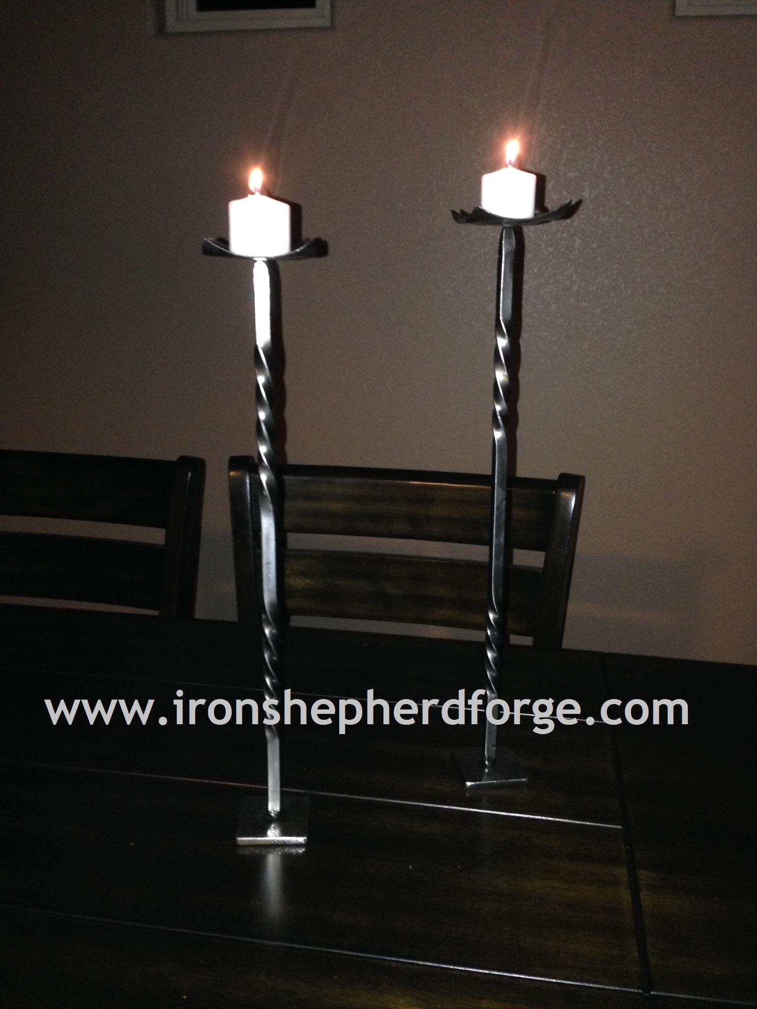 38 candlesticks WM
