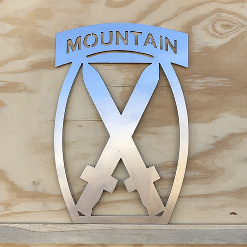 10th Mountain Division - Tenth Mountain - Ft. Drum