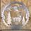 Thumbnail: Sawblade Wildlife Scene - Deer - Trees - Mountains