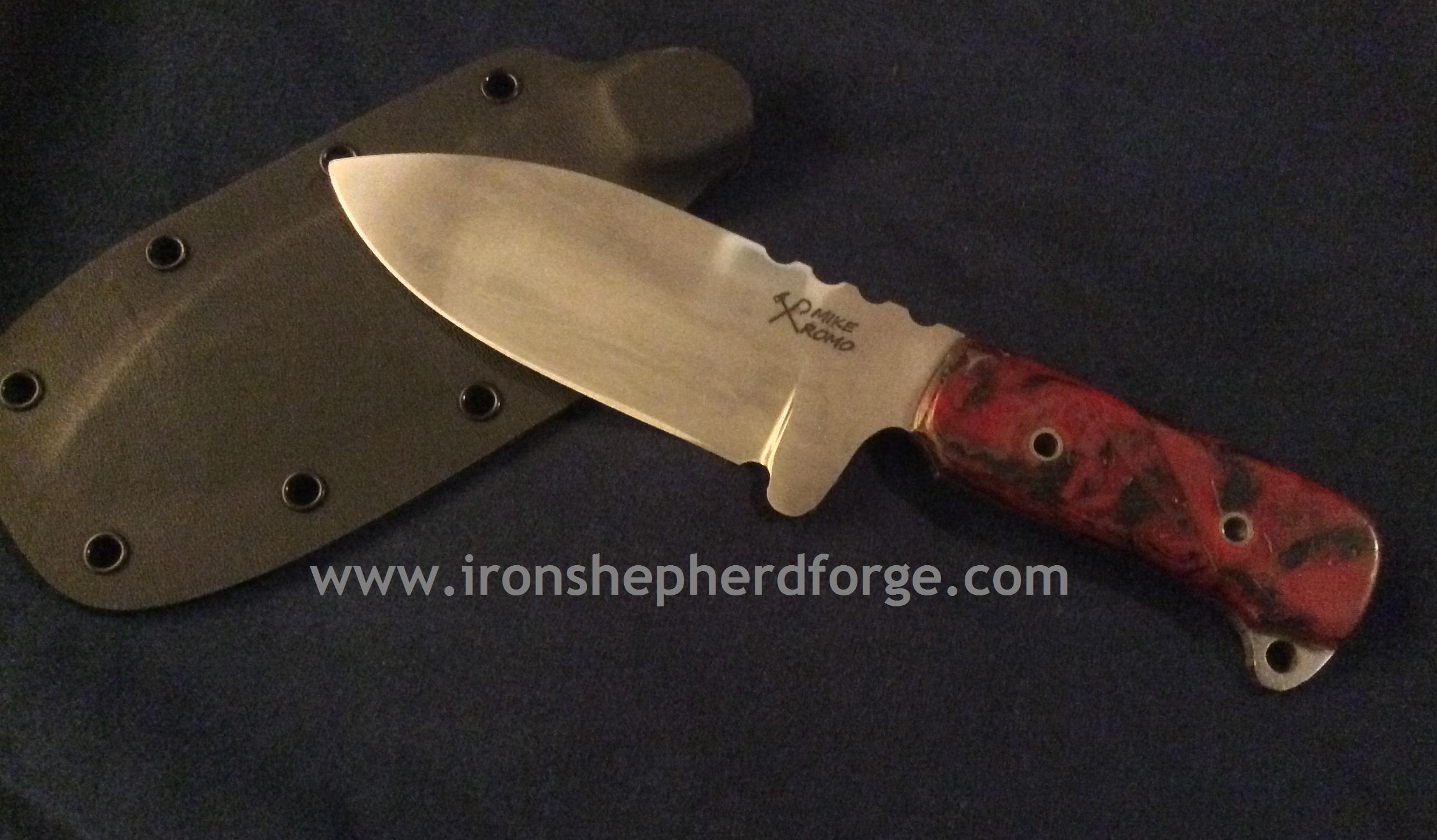 Byron knife WM