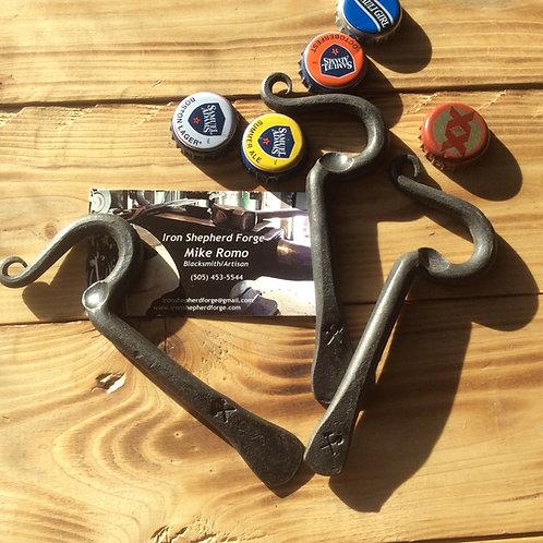 """Round profile """"Hook Style"""" bottle opener"""