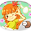 Thumbnail: Egg-E-egg Girl สติกเกอร์
