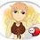 Thumbnail: สาวน้อยน่ารัก สติกเกอร์ฟรี