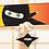 Thumbnail: Ninja Boy สติกเกอร์ฟรี