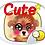 Thumbnail: Mini Shisu happy สติกเกอร์