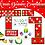 Thumbnail: คริสต์มาสโดมิโนเคาท์ดาวน์ สติกเกอร์ฟรี