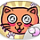 Thumbnail: Crazy Catz สติกเกอร์ฟรี