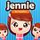 Thumbnail: เจนนี่ผู้น่ารัก สติกเกอร์ Ver.Eng