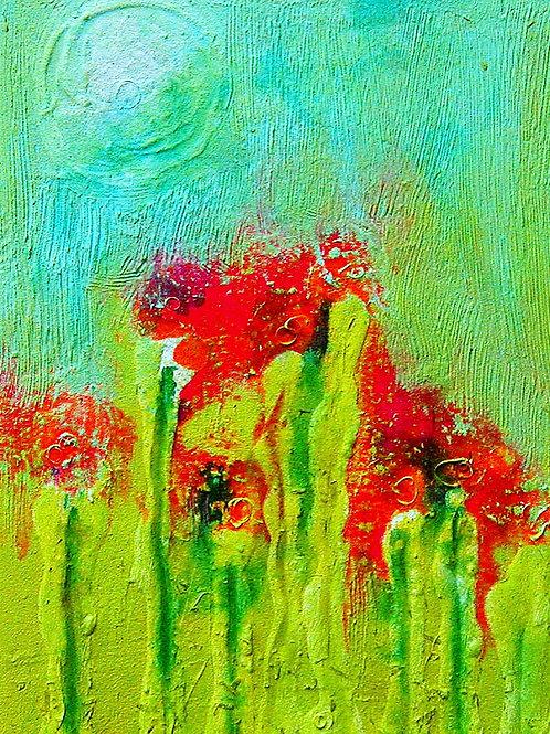 Beauty Orange Flowers (2012)