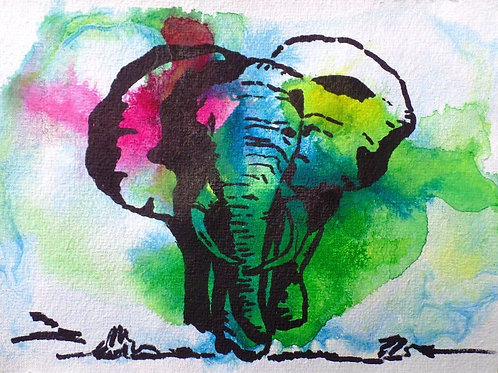 Elefant I (2016)