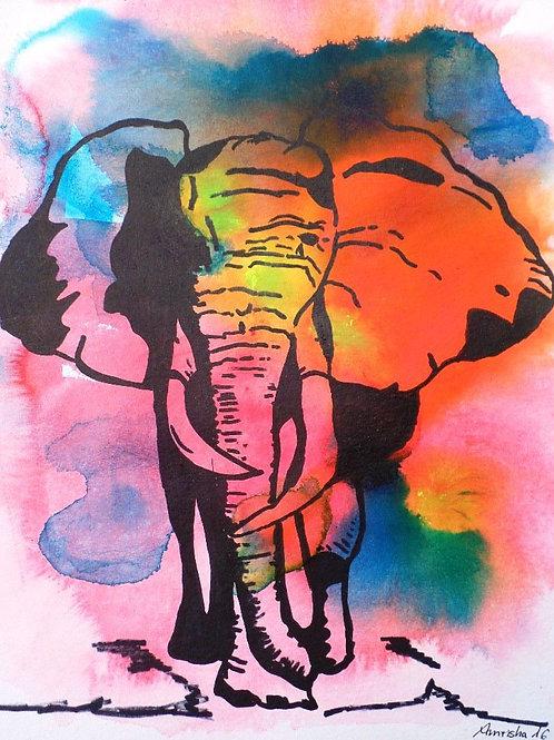 Elefant II (2016)