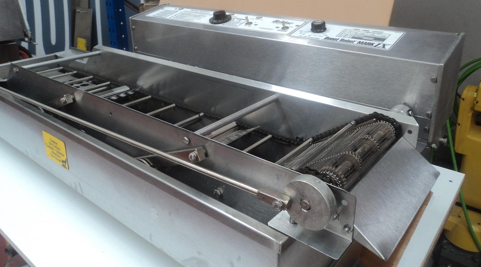 Freidora Automática Mark IX