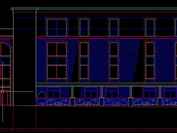 Multi-use Buildings