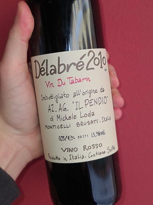 IL PENDIO - Delabré 2010