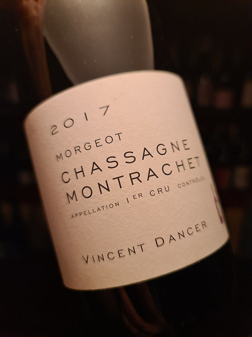VINCENT DANCER - Chassagne Montrachet 1er Cru