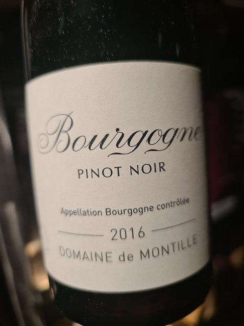 DE MONTILLE - BOURGOGNE ROUGE 2O16