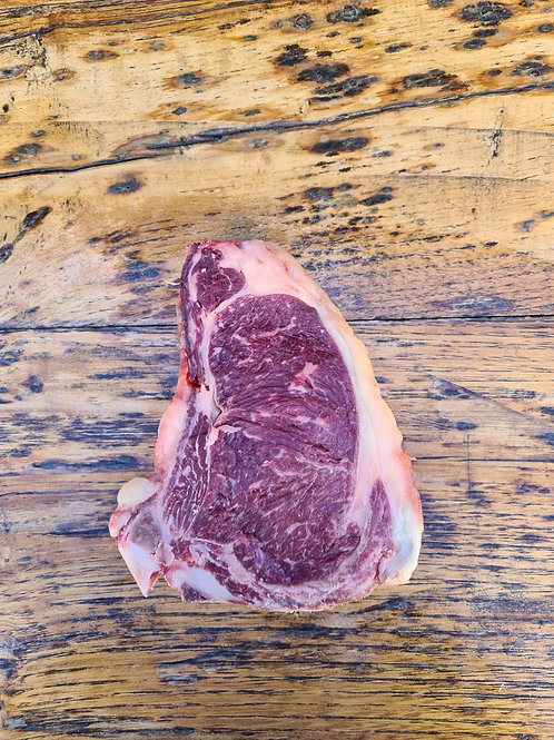 PRUSSIAN BLACK DRY AGED