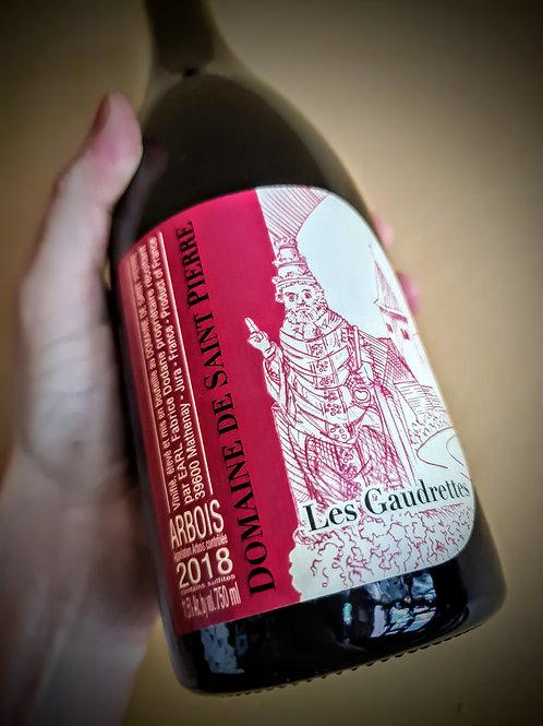 DOMAINE DE SAINT PIERRE - Les Gaudrettes - Pinot Noir - Jura