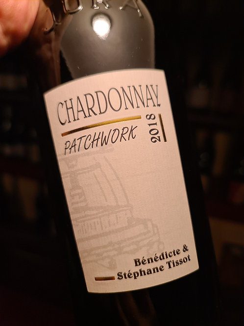 "TISSOT - ""Patchwork"" Chardonnay 2018"