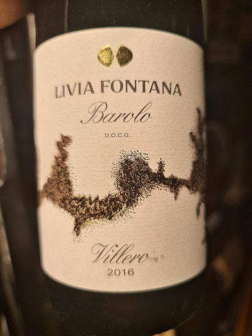 LIVIA FONTANA - BAROLO VILLERO 2016