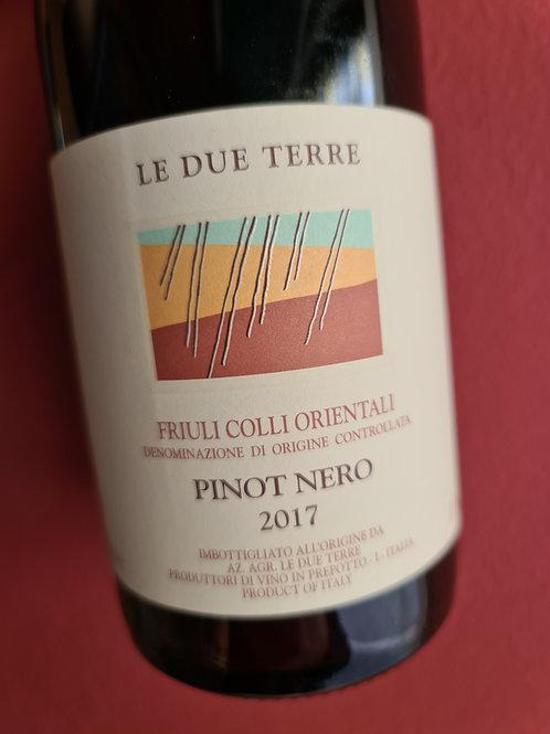 LE DUE TERRE - Pinot Nero 2017