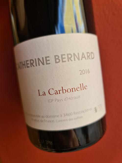 CATHERINE BERNARD -LA CARBONELLE 2016