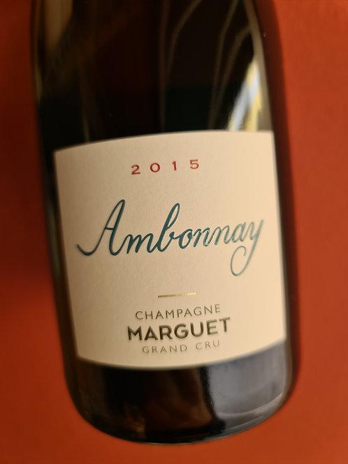 MARGUET - Ambonnay 2015