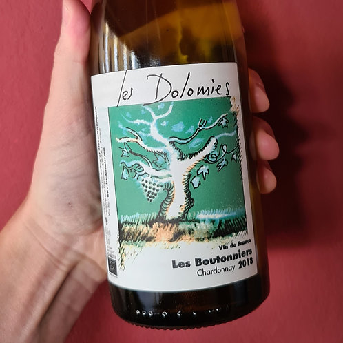 LES DOLOMIES - Chardonnay 2018