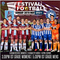 APIA Leichhardt FC proudly presents the 2021 Festival of Football.