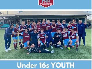 U16 YOUTH CHAMPIONS