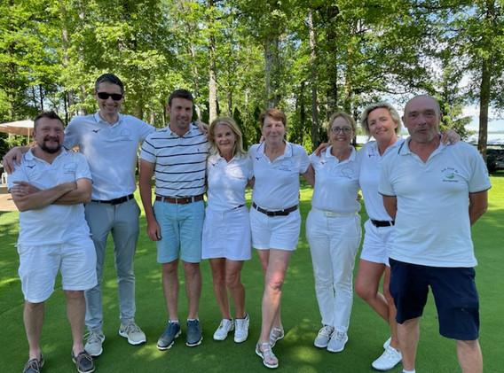 12 juin 2021 Golf Haute Auvergne