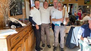 Challenge d'Auvergne : Finale des équipes D3 au golf de Mauriac