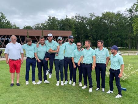 Promo inter-régions Mid Amateur Messieurs 18 au 20 juin 2021 Golf Vichy Forêt de Montpensier