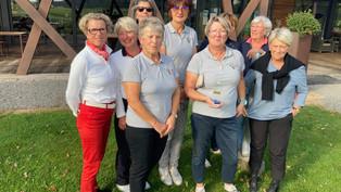 Dames de l'Allier : Les Avenelles gagnantes du challenge 2021