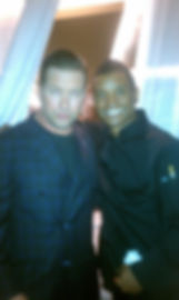 Chef Chaz Bradley & Steven Baldwin