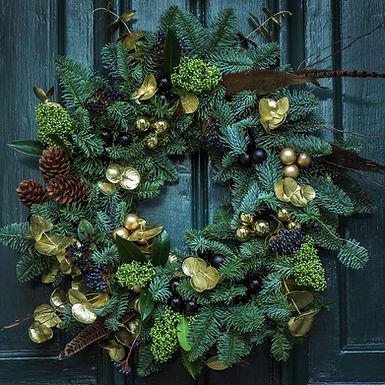 Yuliya's Christmas Wreaths & Arrangements