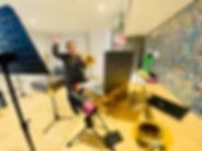 music lessons online teaching brass horns trombone trumpet home schooling