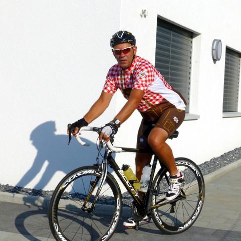 """Beat am Start zur """"Tour de Bayern"""""""