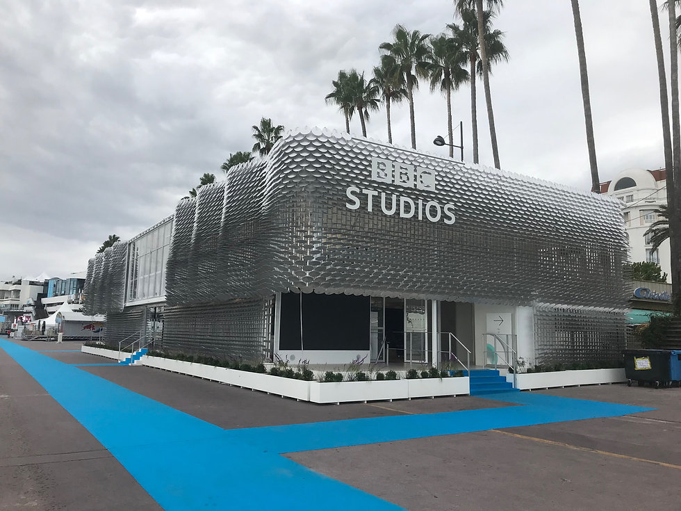 MIPCOM 2019,  Cannes,  Stage One Creative Services